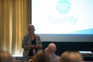 Shauna Sanford Howell, senior vice president, business development, Wellview Health, discusses health customization at the 2018 PBGH Symposium.