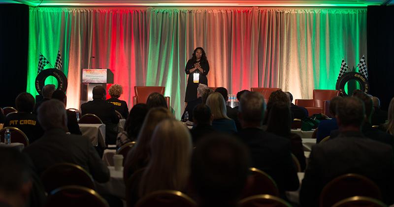 Jessica Woods Speaking at PBGH Symposium 2018